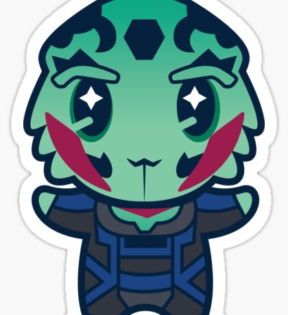Junior Assassin Sticker