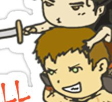 Nagron charge!  Sticker
