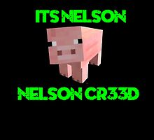 Nelson Cr33d Sticker by darkcr33d