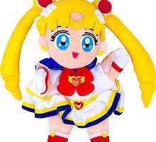 Sailor Moon Cutie by LilithScream