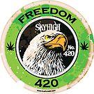 Freedom 420 by kushcoast