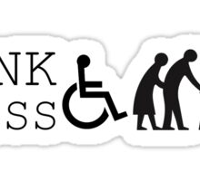 think access Sticker