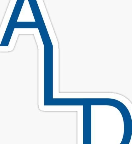 ALD Sticker