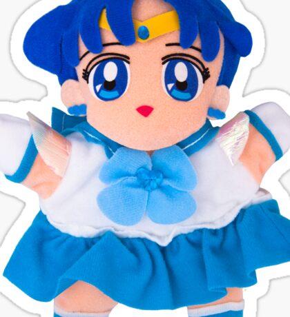 Sailor Mercury Cutie Sticker