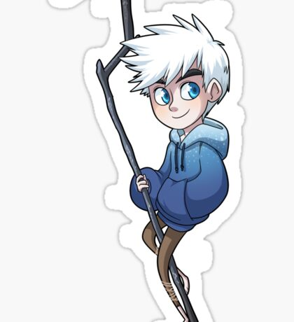 RoTG - Jack Frost Sticker
