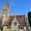 The Church of St. Peter & St. Paul, Hawkley. by relayer51