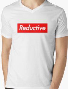 Reductive Mens V-Neck T-Shirt