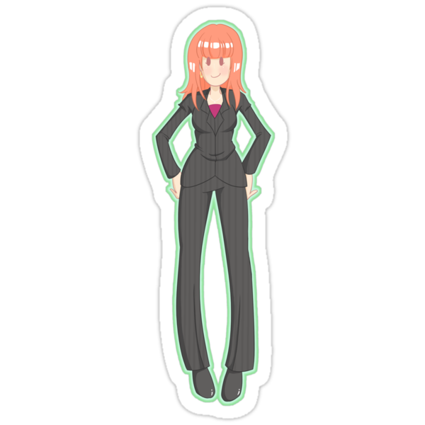 Donna Noble (Green) by Ginny Milling
