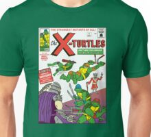 X-Turtles #1 Unisex T-Shirt