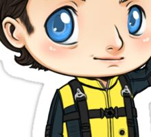 X-men: First Class - Charles Xavier Sticker