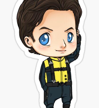 X-men: First Class - Charles Xavier Sticker