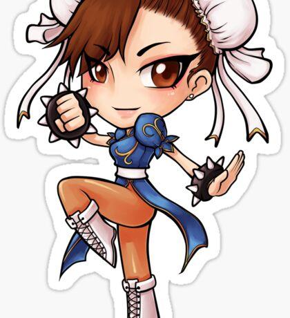 Chun-Li Sticker