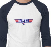 Tally Ho, Chaps. Men's Baseball ¾ T-Shirt