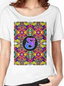 String Cheese Incident - Trippy Pattern 5 Women's Relaxed Fit T-Shirt