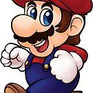 Mario Bros. by Vanesa Aguilar