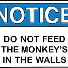 Notice: Do not feed by Alexandra Tepp