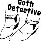 Goth Detective by LiseRichardson
