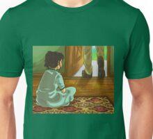 Girl sitting down Unisex T-Shirt