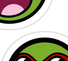 Cowabunga Buddy Squad: Leo + Raph - Sticker Sticker