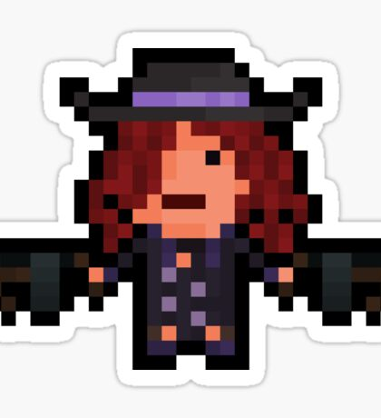 Pixel Mafia Miss Fortune Sticker