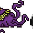 Pixel Ultros, The Main Villain by Pixel-League