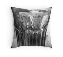 Filter Throw Pillow