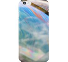 Blue bubble iPhone Case/Skin