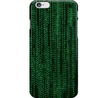 Matrix iPhone case iPhone Case/Skin