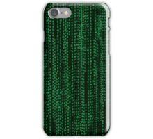 Matrix iPhone case iPhone Case/Skin