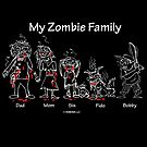 My Zombie Family by Humerus