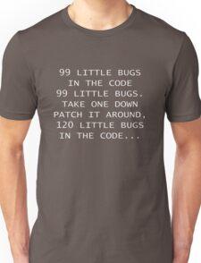 99 Little Bugs Poem Unisex T-Shirt