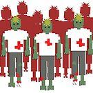 The Walking Dead! by anthrolope