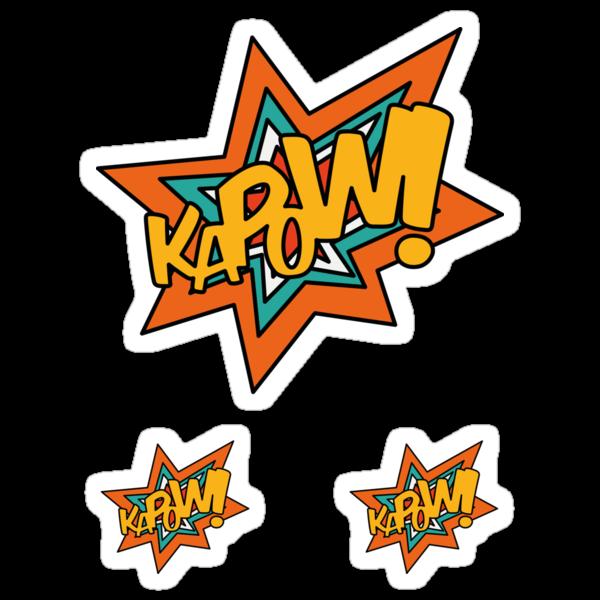 Kapow! by Cowabunga