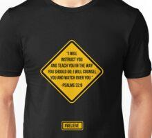 Psalms 32:8 Unisex T-Shirt