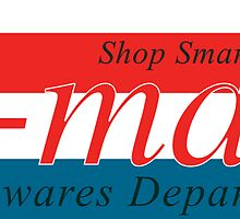 S-Mart by Alan Grube