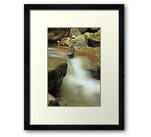 Torc Flow, Kerry Framed Print
