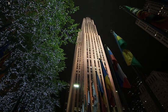 30Rock by Rick Louie