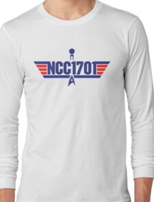 Top NCC1701 (2009 Edition) (BR) Long Sleeve T-Shirt