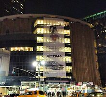 Madison Square Garden Traffic by SylviaS
