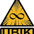 Ubik - Infinity Explosion by Matthew Sergison-Main