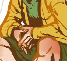 Bubblegum Kid Loki Sticker