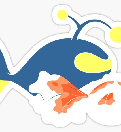 Nemo, I choose you! Sticker Sticker
