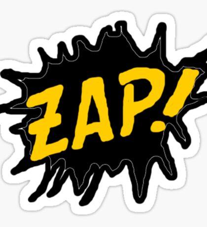 Zayn Malik's Zap! Tattoo Sticker