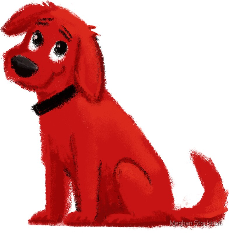 Clifford The Big Red Dog Merchandise