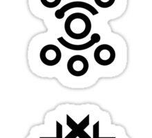 EXO-M Sticker Set Sticker
