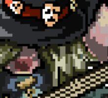 Pixel Pentakill Yorick Sticker