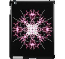 pink nova on Black iPad Case/Skin
