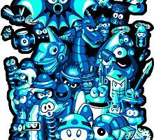 Mega Minions by Stephen Hartman