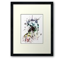 predation instinct Framed Print