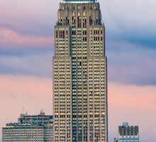 Empire State in Cotton Candy Sticker